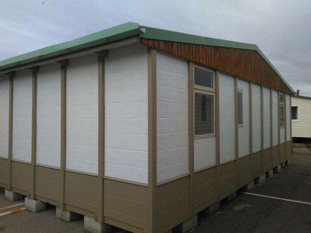 Bungalow de madera de 50 m2 - Bungalow de madera ...
